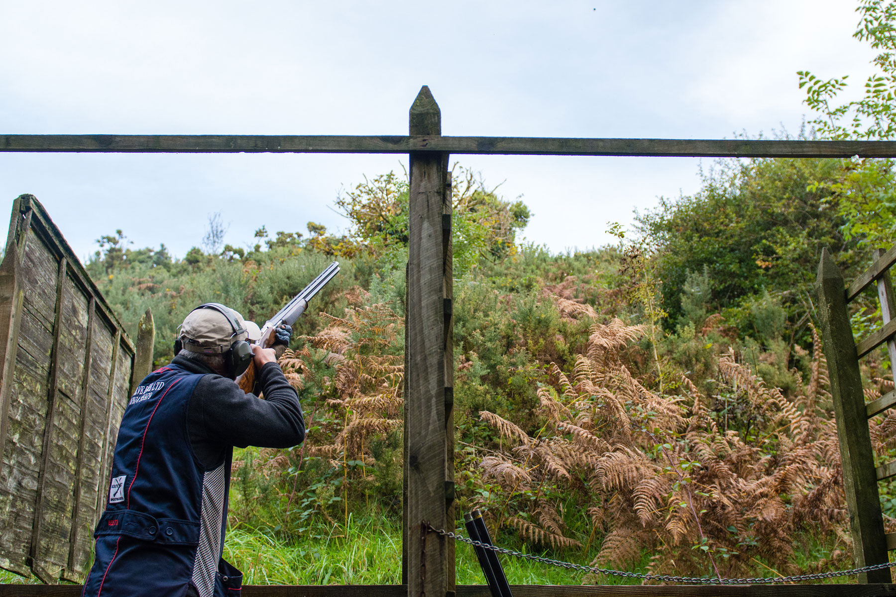 Clay Shooting North Devon