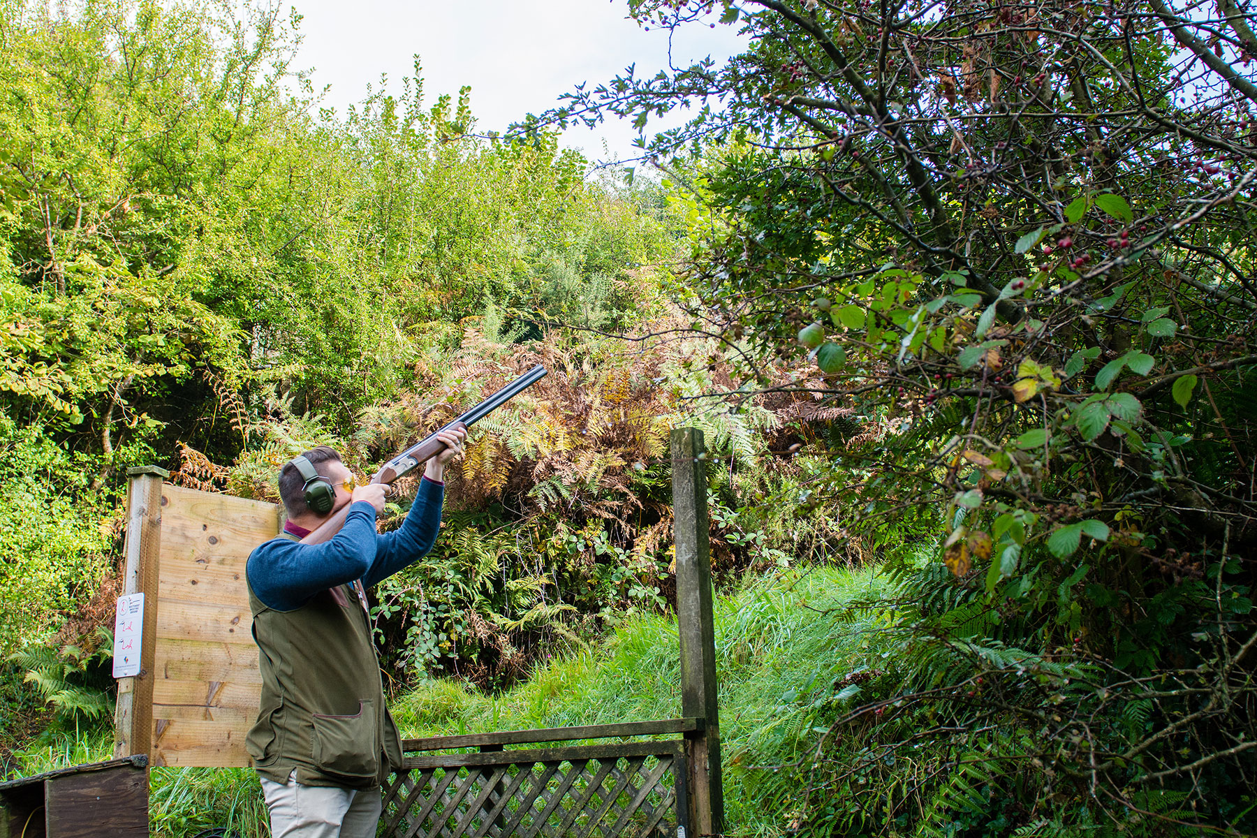 Beginners shooting Devon
